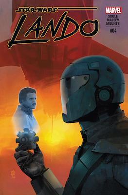 Lando (Comic-book) #4