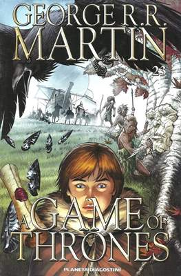 A Game of Thrones (Grapa) #23