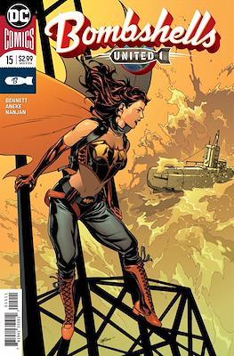 Bombshells United (2017) (Comic Book) #15