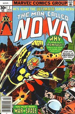 Nova Vol 1 (Comic Book. 1976 - 1979) #7