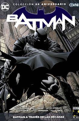 Batman. Colección 80 Aniversario. (Rústica, 112 a 200 páginas a color. 24x17cm.) #1