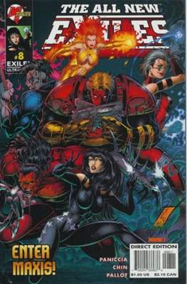 The All New Exiles #8