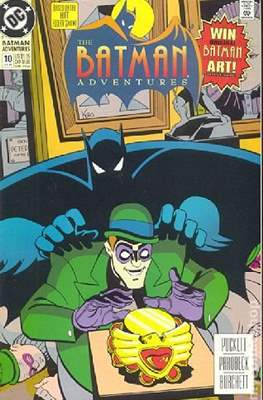 The Batman Adventures (Comic Book) #10