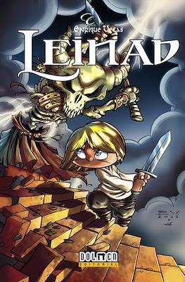 Leinad (Cartoné 56 pp) #2