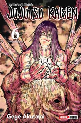 Jujutsu Kaisen: Contiendas de Brujería #6