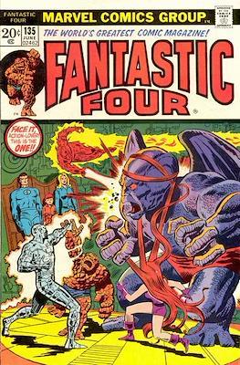Fantastic Four Vol. 1 (1961-1996) (saddle-stitched) #135