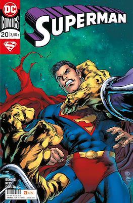 Superman. Nuevo Universo DC / Renacimiento (Grapa) #99/20