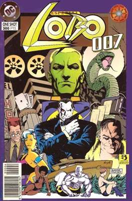 Lobo 007. Especial