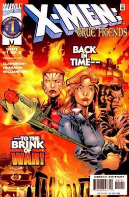 X-Men: True Friends (Comic Book) #1