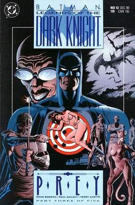 Batman: Legends of the Dark Knight Vol. 1 (1989-2007) (Comic Book) #13