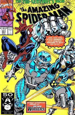 The Amazing Spider-Man Vol. 1 (1963-1998) (Comic-book) #351