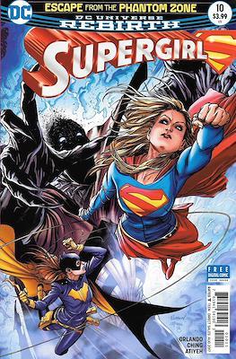 Supergirl Vol. 7 (2016-) (Comic-book) #10