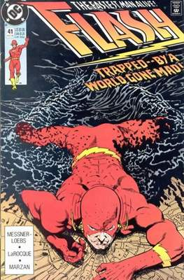 The Flash Vol. 2 (1987-2006) (Comic Book) #41