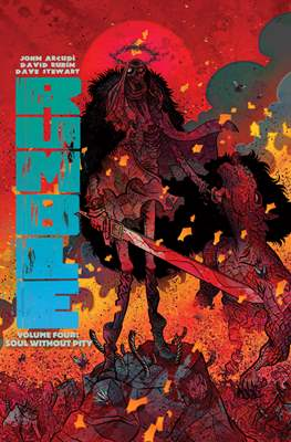 Rumble (Softcover) #4