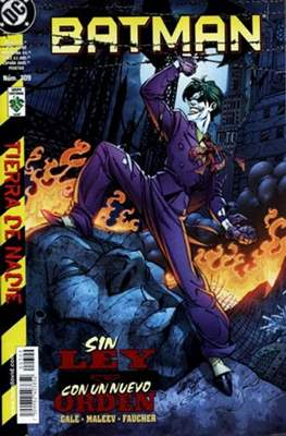 Batman (1987-2002) (Grapa) #309