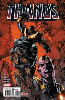 Thanos (Comic-book) #4
