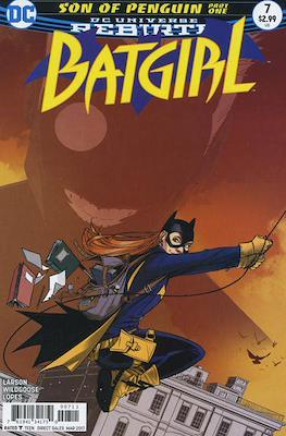 Batgirl Vol. 5 (2016-) (Comic Book) #7