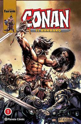 Conan El Bárbaro (Cartoné 600 pp Integral) #1