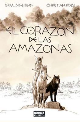 El corazón de las amazonas (Cartoné 160 pp) #