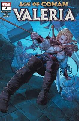 Age Of Conan: Valeria (Comic Book) #4