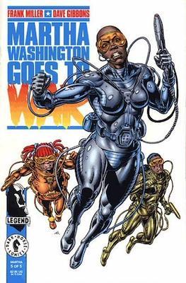 Martha Washington goes to war (grapa) #5
