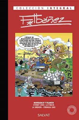 Colección Integral F.Ibáñez (Cartoné 200 pp) #33