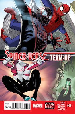 Spider-Verse Team-Up (Comic-book) #2