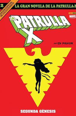 La gran novela de la Patrulla-X (Cartoné 120 pp) #2