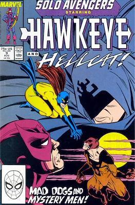 Solo Avengers / Avengers Spotlight (Comic book) #9