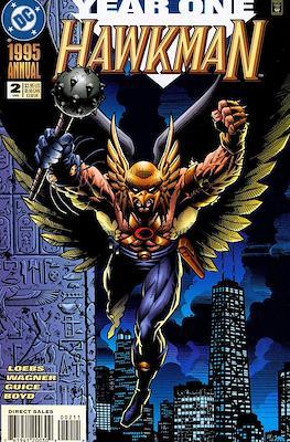 Hawkman Annuals (1993-1995) (Comic Book) #2