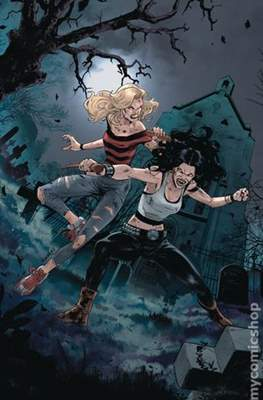 Buffy The Vampire Slayer (2019- Variant Cover) #30