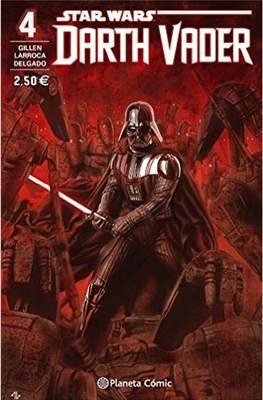 Star Wars: Darth Vader (Grapa 32 pp) #4