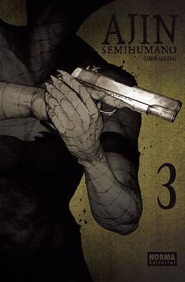 Ajin: Semihumano (Rústica con sobrecubierta) #3