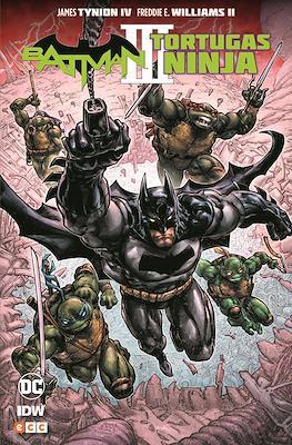 Batman / Tortugas Ninja III (Rústica 144 pp) #