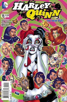 Harley Quinn (Grapa) #15