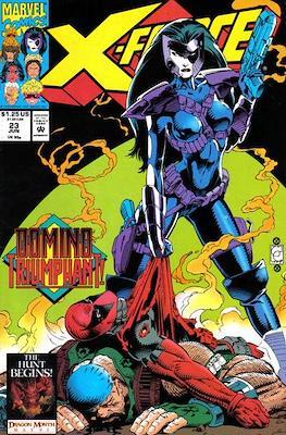 X-Force Vol. 1 (1991-2002) (Comic Book) #23