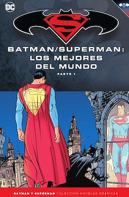 Batman y Superman. Colección Novelas Gráficas (Cartoné) #49