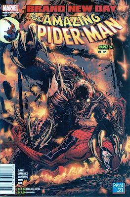The Amazing Spider-Man (Grapas) #554