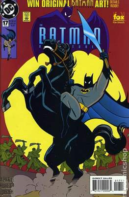 The Batman Adventures (Comic Book) #17
