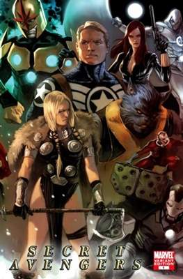 Secret Avengers Vol. 1 (2010-2013 Variant Covers)