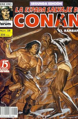 La Espada Salvaje de Conan Vol. 1. 2ª edición (Grapa. 64 páginas) #58
