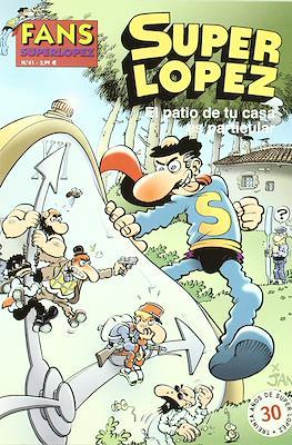 Fans Super López (Rústica) #41