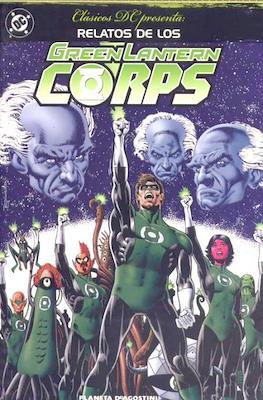 Relatos de los Green Lantern Corps (2010). Clásicos DC