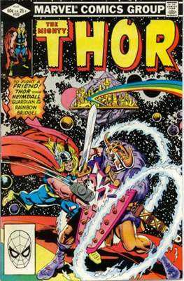 Journey into Mystery / Thor Vol 1 (Comic Book) #322