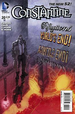Constantine (2013-2015) (Comic-book) #20
