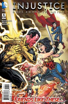 Injustice: Gods Among Us: Year Four (Comic-Book) #6