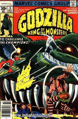 Godzilla King of the Monsters (Grapa) #3