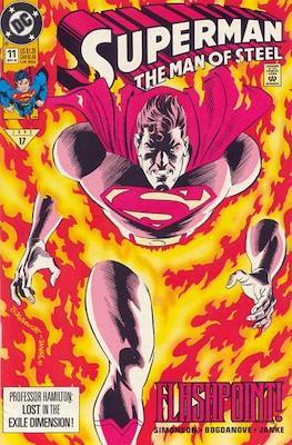 Superman: The Man of Steel (Comic book) #11