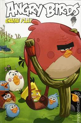 Angry Birds Game Play (Cartoné, recopilatorio) #1