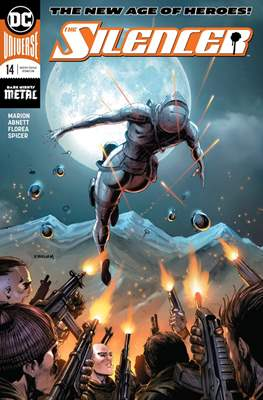 The Silencer (2018) (Comic Book) #14
